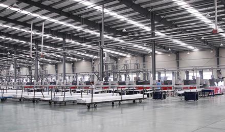Nhà máy sản xuất thanh nhựa upvc