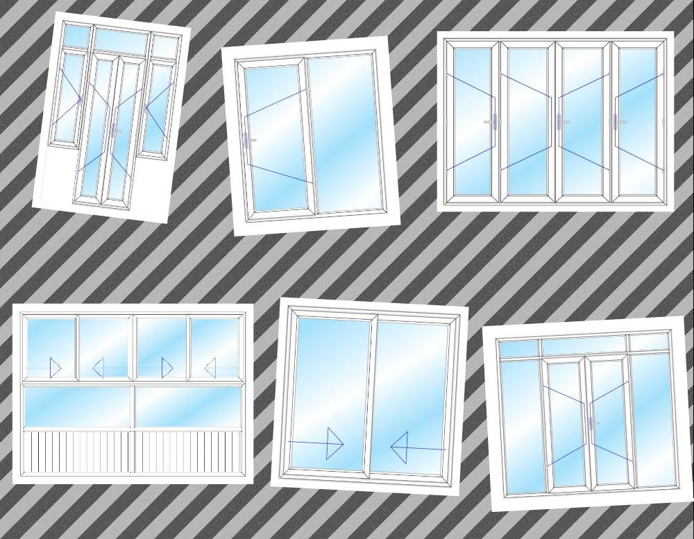 Phần mềm thiết kế cửa nhựa lõi thép, cửa nhôm kính