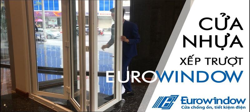 Hình ảnh sản phẩm cửa nhựa lõi thép Eurowindow