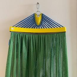 Lưới võng màu xanh lá
