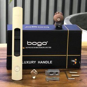 Chốt sập đơn điểm có khóa Bogo