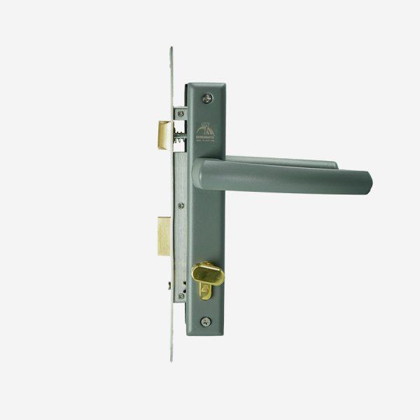 khóa cửa nhôm