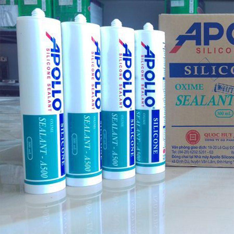 Keo silicon trung tính Apollo A500