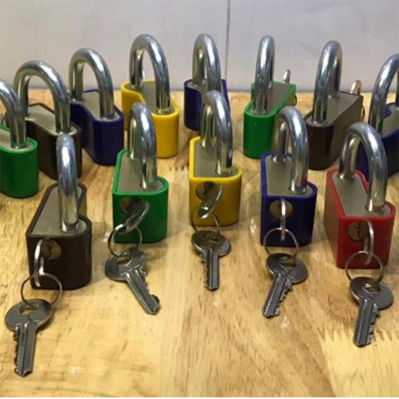 Màu sắc khóa HNVD