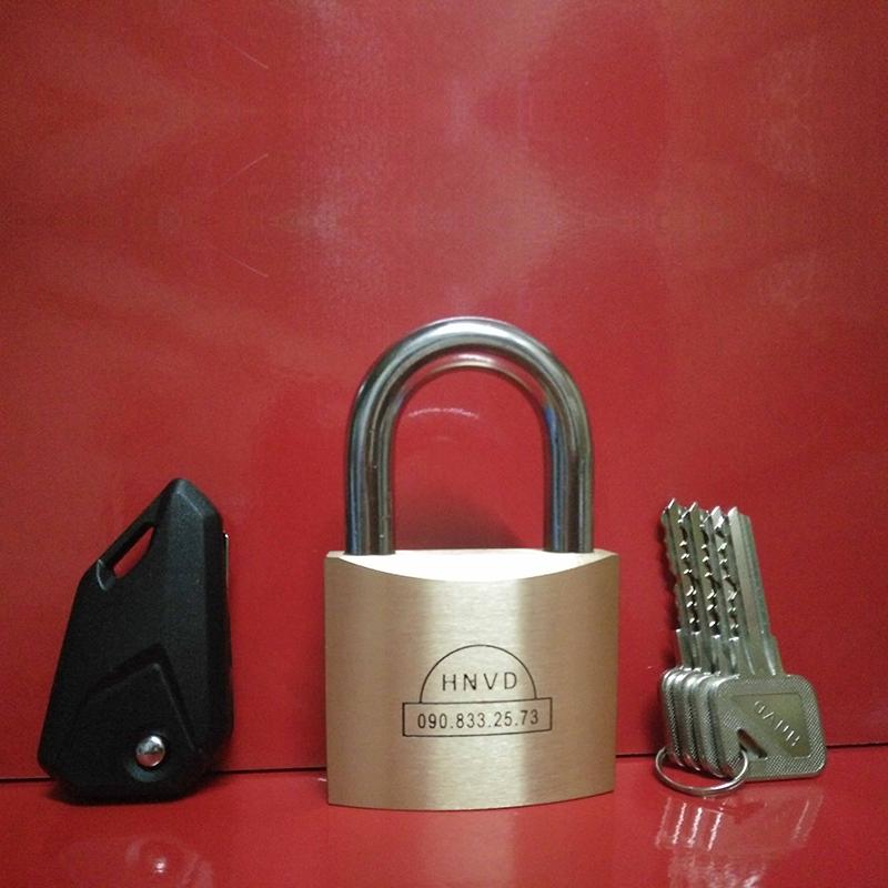 Ổ khóa móc treo HNVD 6 bi T6