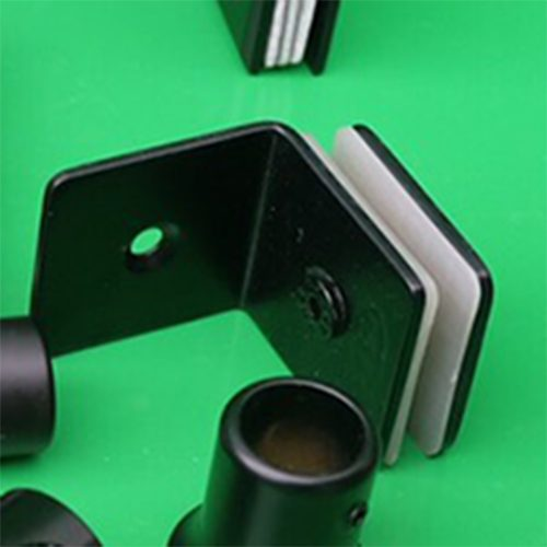 Pát tường kính VVP 90 độ màu đen